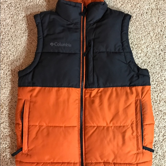 Columbia - BOGO NWOT Columbia winter vest boys youth