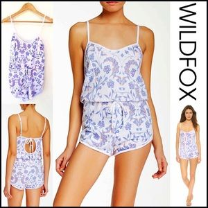 Wildfox Pants - WILDFOX ROMPER