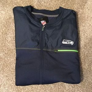 Other - New men's Seattle Seahawks jacket