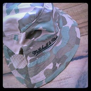 Mitchell & Ness Other - Mitchell & Ness Camo Bucket Hat