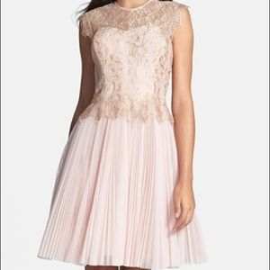 Ted Baker London Dresses & Skirts - Ted Baker Remma Tulle Lace Dress sz 2 = USA 6