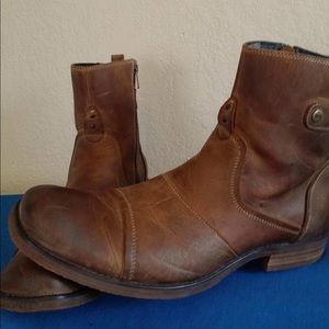 Bed Stu Other - Men's Bedstu boots!! Like new!
