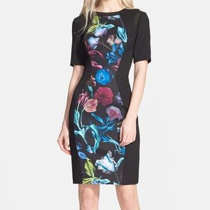 Ted Baker London Dresses & Skirts - Ted Baker Abade Floral Sheath Dress sz 1 = USA 4