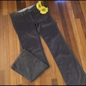 Banana Republic Pants - Banana Republic Grey Corduroy Pants Size 28