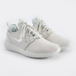 Nike Shoes - {Nike} Nikelab Roshe Two Leather PRM