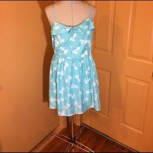 LC Lauren Conrad Dresses & Skirts - LC Lauren Conrad size 14 bicycle dress