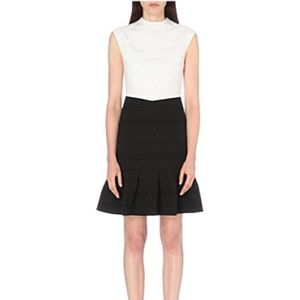 Ted Baker London Dresses & Skirts - Ted Baker Demore Black White Dress sz 0 = 2