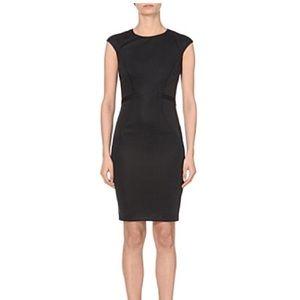 Ted Baker London Dresses & Skirts - Ted Baker Kiiad Black Sheath Dress sz 3 = 8