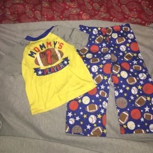 Children's Place Other - 2pc boys sports pajamas