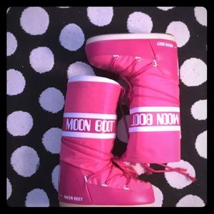Moon Boot Shoes - pink MOON BOOT