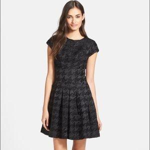 Ted Baker London Dresses & Skirts - Ted Baker Black Caley Glitter Dress sz 3 = 10