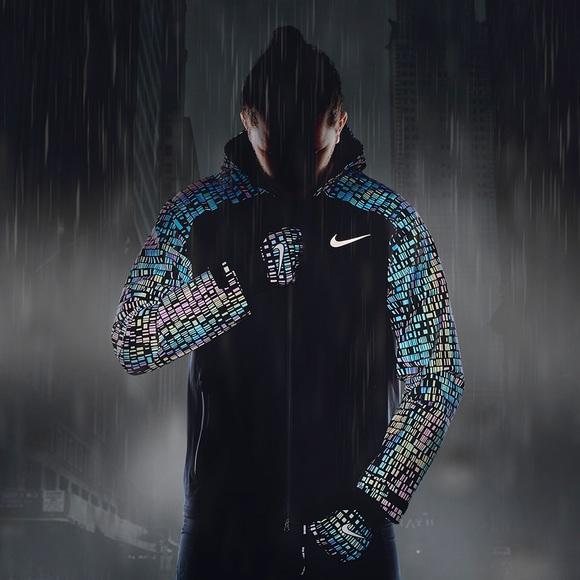 Nike Hyper Shield Flash Jacket Hoodie