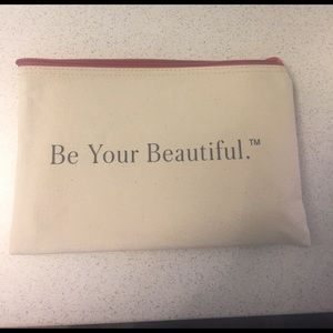 Beautycounter Other - Beautycounter Be your beautiful pouch-never used!