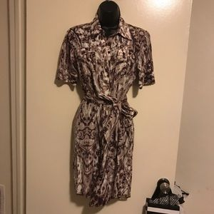 Andrew Marc Dresses & Skirts - FINAL PRICE Andrew Marc shirt dress