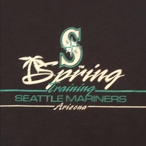 Official Seattle Mariners Spring Training T-Shirt