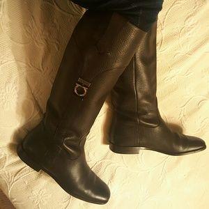 Ferragamo Shoes - Ferragamo Tall Boots