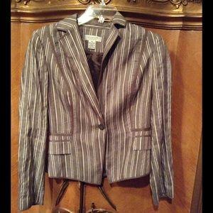 Emanuel Ungaro Jackets & Blazers - Gorgeous Emanuel Ungaro Striped Jacket