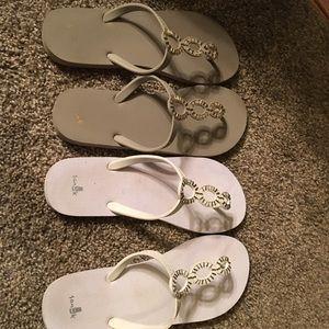 Sanuk Shoes - Sanuk triple ring sandal