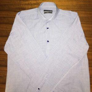 b6b11a70 Cedar Wood State Shirts - Cedar Wood State slim fit shirt