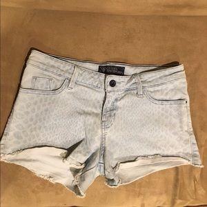Guess Pants - Guess Cutoff Jean Shorts