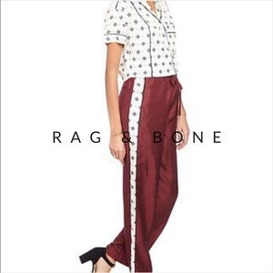 rag & bone Pants - nwt // • Rag & Bone Silk Lounge Pants