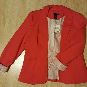 Grace Elements Jackets & Blazers - Brand new blazer.  Great for a day at the office.