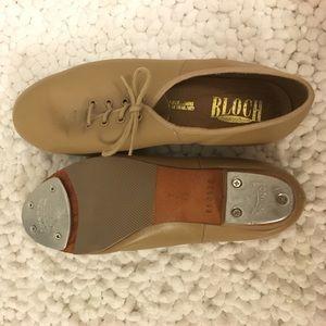 Bloch Shoes - Bloch leather tap shoes size 7!!
