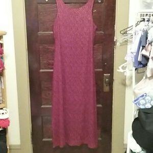 Harlow Dresses & Skirts - Lace maxi dress