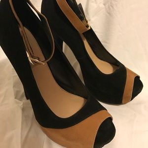H by Halston Shoes - H By Halston peep toe pump