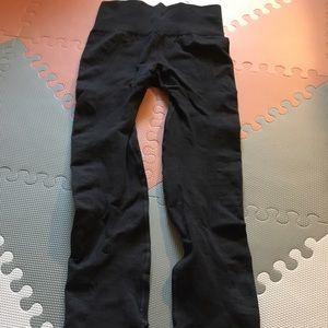 Lululemon stretched leggings  size 2