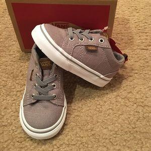 9c10a33645 Vans Shoes - Vans Textile Bishop Slip-On Sneakers