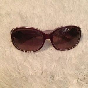 Lacoste Accessories - Purple LaCoste Sunglasses