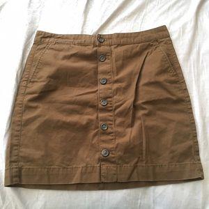 Dresses & Skirts - Brown pencil skirt