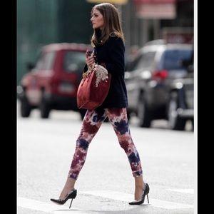 Paige Jeans Denim - Paige Verdugo Ultra Skinny Tie Dye Jeans