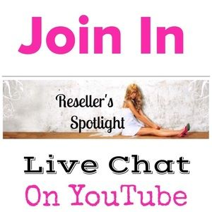 Join us on YouTube! 