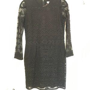 Isabel Marant pour H&M Dresses & Skirts - Isabel Amarant for H&M black lace dress NWT size 6