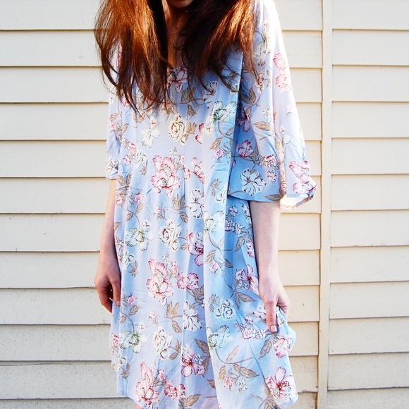 Story of My Dress Dresses - ✨ Pescadero Floral Dress ✨