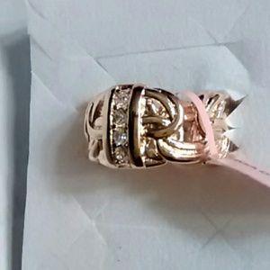 Jewelry - 🎈Sale🎈NWT SWAROVSKI WHITE CRYSTAL