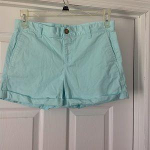 GAP Pants - Gap shorts girlfriend khakis cuffed size 4 pockets