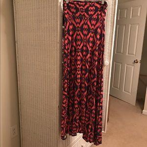 Market and spruce stitch fix maxi skirt