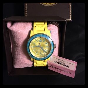 Juicy Couture Accessories - NWT Juicy Couture Ladies Watch