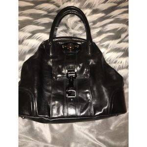 Tracy Reese Handbags - Soft black leather Tracy Reese bag