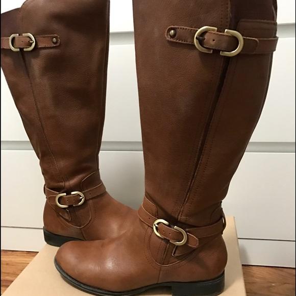 Naturalizer Jennings Wide Calf Boots