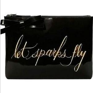 "Kate Spade ""Let Sparks Fly"" Clutch"
