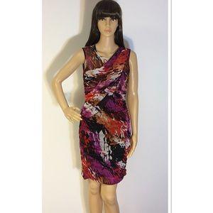 Bisou Bisou Dresses & Skirts - BISOU BISOU MICHELE BOHBOT BODY-CON DRESS