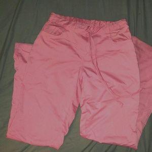 Other - Grey's Anatomy light peach scrub pants XS