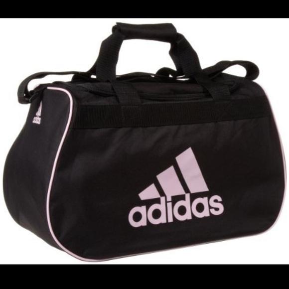 e0b942115fc Adidas Bags   Light Pink Duffel Bag   Poshmark