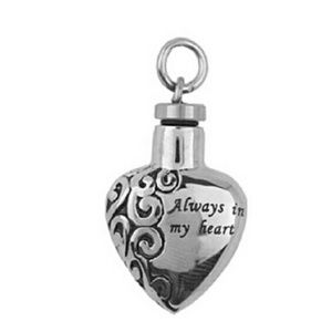 Jewelry - NWOT Cremation Pendant