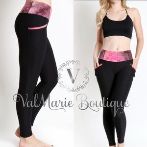 LIGHT COMPRESSION YOGA PANTS