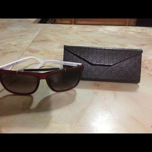 Gucci Havana Women sunglasses  Authentic